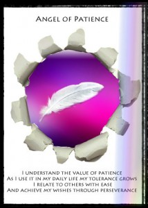 Angel of Patience  Rainbow Ascension Angels