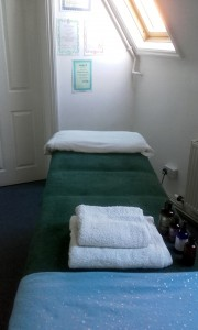 new therapy room