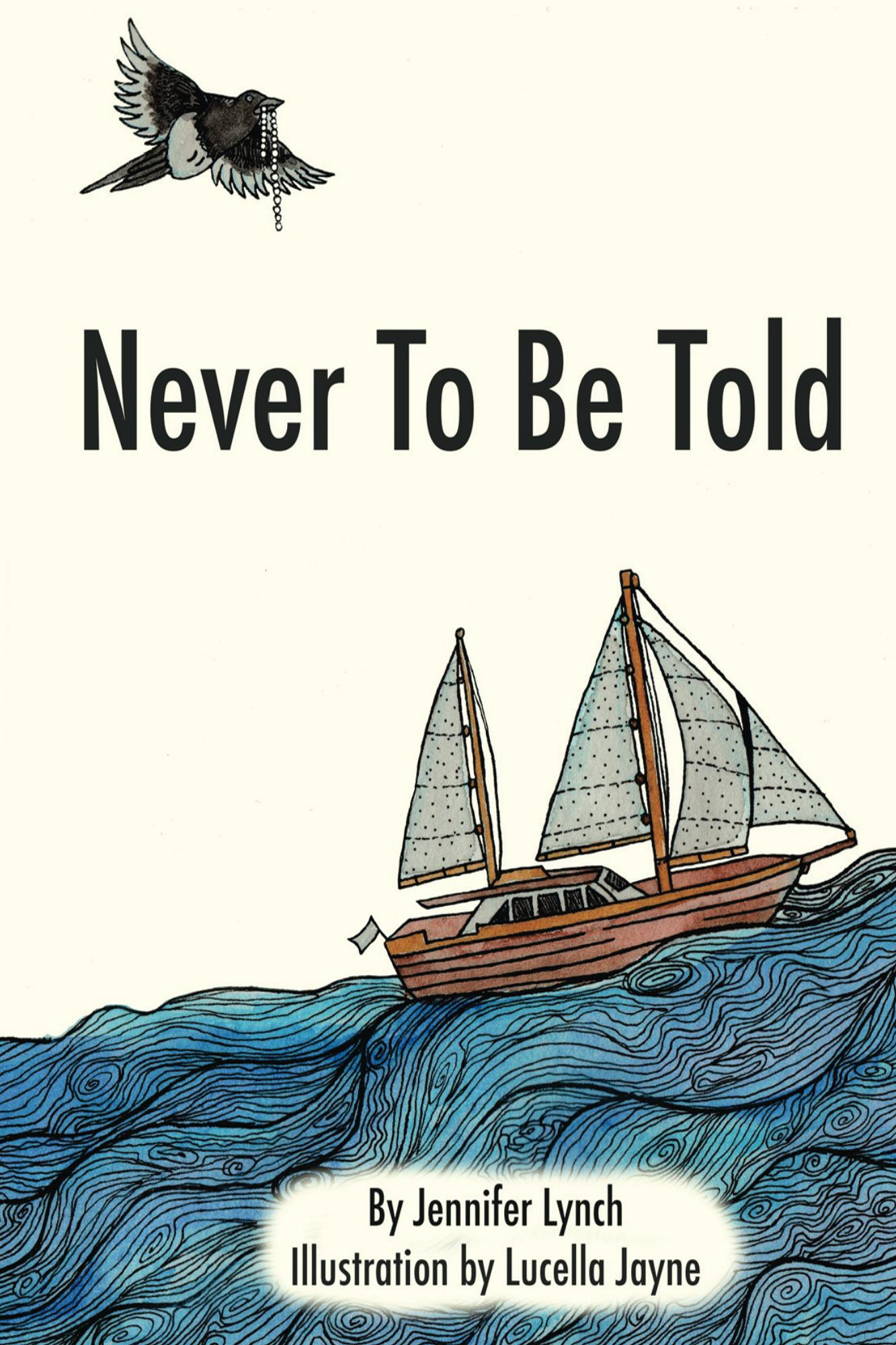 Goodreads Give Away – for Never To Be Told